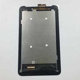 a23 q88 écran tactile Promotion Moniteur d'écran d'affichage à cristaux liquides Moniteur + Assemblée en verre de numériseur d'écran tactile pour Asus Fonepad 7 ME170 FE170CG ME170CG K012 k017