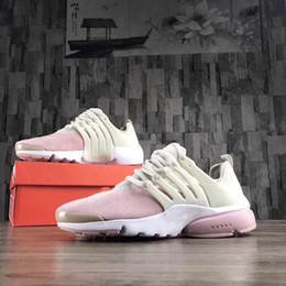 Wholesale Li Ning Basketball - 2017 2018 Kids Running Shoes Walking designer shoes Air PRESTO BR pink Running Sneakers sports casual shoes