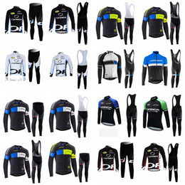 Wholesale orbea long sleeve cycling jerseys - ORBEA team Cycling long Sleeves jersey (bib) pants sets Men's Ropa ciclismo mtb bike bicicleta hombre Spring Autumn cycling clothing D1620