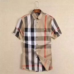 2019 colar material camisa 2018 dos homens de negócios da marca casual camisa dos homens de manga longa listrado slim fit masculina social do sexo masculino t-shirt nova moda homem verificado camisa q-4