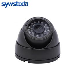 Canada 720p 960p 1080p boîtier en métal de caméra IP66 intérieur grand-angle intérieur-intérieur en verre grand-angle 2.8MM avec le dôme ONVIF IP cheap ip66 cameras Offre
