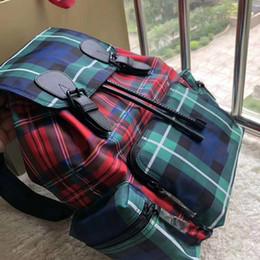 mochila menina azul claro Desconto 2018Canvas mochila, ombro portátil pode ser usado, o design da tela é muito leve, grande capacidade, adequado para todas as ocasiões!