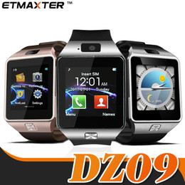 english for kids Promo Codes - DZ09 Smart Watch Bluetooth Iphone Smartwatch Sleep State SIM Card Android Watch Two-way Anti-throwing with Package for iphone 7 8 X Xs max