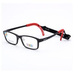 e36eafa856 Nueva Moda Niños Gafas TR90 Marcos de Gafas Flexibles Para Niños Miopía  Ambliopía Óptica Para Niños Niñas