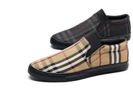 Halte schuhe männer online-2018 Neue Ankunft Herbst Winter Schuhe Männer Casual Lederschuhe Mode Schuhe Halten Sie Ihre Füße warm Männer Müßiggänger Hohe Qualität J125