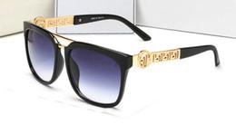 Canada NOUVELLE ARRIVÉE UV400 hommes femmes métal ÉTÉ vente chaude Lunettes de soleil tout nouveau mâle cool conduite Sun Lunettes conduite lunettes gafas de sol 10pcs supplier cool eyewear for men Offre