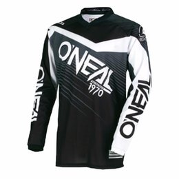 Free shipping large size O Neill Pro Mountain Cycling Clothing Downhill  Jersey Moto Tops Motocross Shirts Motorcycle T XS-6XL b0fe75ca8