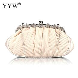 Perles Perles Sac De Soirée Paillettes Élégant À La Main Jour Embrayage Chaud Ivoire Blanc Soirée Pochette Sac Complet Robe Bourse Et Sac À Main ? partir de fabricateur