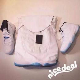d0309dbd356 HOT SALE Luxury bag 11 Bags Unisex Men women Backpacks Basketball Bag 11s Sport  Backpack School Bag For Teenager men Sport Outdoor Packs