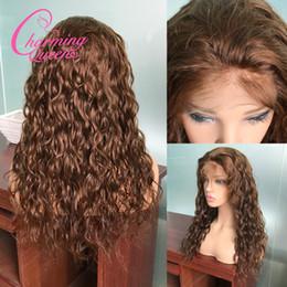 Slove Rosa Wave Wave parrucca anteriore del merletto parrucche brasiliane del merletto anteriore parrucche dei capelli umani con i capelli del bambino naturale nodi pre-spennati da