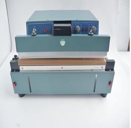 Пластиковые пакеты онлайн-Автоматическая стол типа уплотнителя,компьютерная группа закаточная машина,крафт-бумага/алюминиевой полиэтиленовая пленка пакет импульс Sealer 220 В/850 Вт