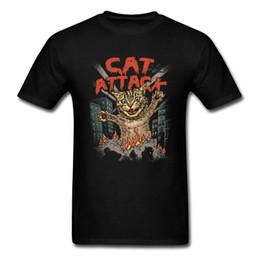 fe730946 T-shirt Men Comics T Shirt Summer Crazy Tops Cartoon Tees Giant Mutant  Monster Tshirt Fantasy Clothes
