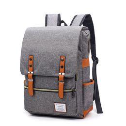 Zaino per studenti a tracolla casual moda multifuntion, borsa da viaggio, borsa da viaggio per laptop supplier college student school bag da borsa scuola studente universitaria fornitori