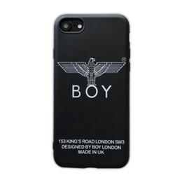 Caso iphone londres on-line-3 pçs / lote street boy london borda phone case para iphone 6 6 s 6 plus 7 7 mais 8 8 plus x sup moda casos capa