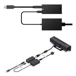 Adaptateur usb pour xbox en Ligne-Pour Kinect 2.0 Capteur USB 3.0 Adaptateur Pour Xbox One S / X PC Windows 8 8.1 10 Support Mise À Niveau Livraison Gratuite