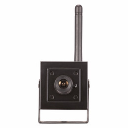 Wholesale Pinhole Camera Sd - Owlcat 720P 960P mini wifi IP camera wireless webcam Night Vision support SD card Audio Microphone Home Surveillance CCTV