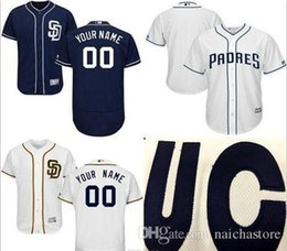 Wholesale names personal - CUSTOM San Diego Padre Mens Women Youth Customized Majestic Stitched Baseball Jerseys Personal name Person number