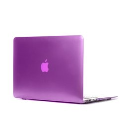 anti dust macbook 2018 - Wholesales Colorful shockproof Metallic Protect shell case for Apple Laptop NoteBook 13.3 inch for Macbook Air