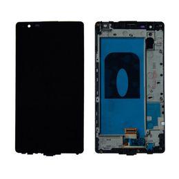 Pantalla LCD Pantalla táctil Teléfono digitalizador Reemplazo completo de la Asamblea para LG X Power X3 K220 K450 US610 LS755 + Marco desde fabricantes
