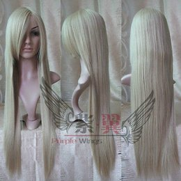 Bei capelli lunghi cosplay online-Parrucca di Edward Elric Fullmetal Alchemist Beautiful Long Warm Warm Wig / Hair