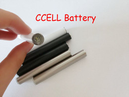 Wholesale Bud Light Led - DHL Free CCELL 350mah 510 Thread automatic O-PEN Bud Battery with Bottom Led Lights fit G2 CE3 Co2 MT6 CCELL Glass Cartridge