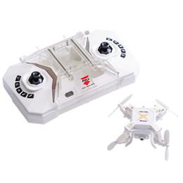 2019 мини-камера wifi drone Mini RC Drone Dron WiFi FPV 2.4GHz 4CH 6-Axis Gyro Drones with Camera RTF Pocket Quadcopter SBEGO 127W VS Cheerson CX-10W CX 10W скидка мини-камера wifi drone