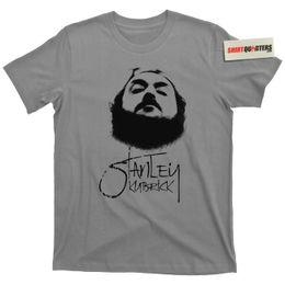 Stanley Kubrick 2001 un'odissea spaziale Full Metal Jacket film blu ray dvd T Shirt Divertente spedizione gratuita Unisex regalo Casual cheap dvd gifts da regali dvd fornitori