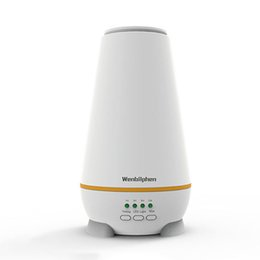 Mini Ultrasonic Humidifier Essential Oil Aroma Diffuser Electric Cool Mist Diffuser Air Freshener With 7 Color LED Lights for Home Office