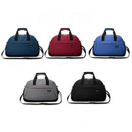 cad946bc155 Outdoor Sports Bag For Fitness Women Gym Handbag Men Travel Luggage Bags  Nylon Waterproof Training Sportbag Large Capacity 3098