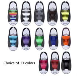 Cordones de silicona elásticos Cordones de los zapatos especiales Cordones de zapatos sin corbata Hombres Mujeres Todos los zapatos deportivos Cordones de cordones de goma desde fabricantes