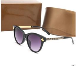 Nouvelles lunettes de soleil de la boîte 2018 pour les femmes créateurs de mode lunettes de soleil et bo ? partir de fabricateur