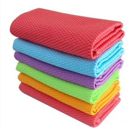 ice belts Promo Codes - New Arrival 30*40cm Magic Ice Towel Multifunction Cooling Summer Cold Sports Towels Cool Scarf Ice Belt For Kids Adults