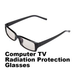 PC TV Eye Strain Proteção Anti Radiação Óculos Visão Eye Strain Proteção Mulheres  Homens Computador Blue Ray Light Óculos Quadro desconto olho de raio f08396b80d