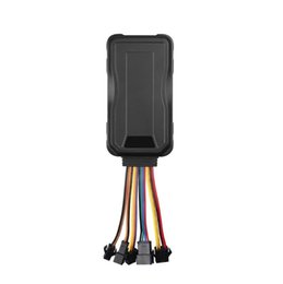caja dvb t2 Rebajas Nuevo Come 3G Dispositivo de seguimiento en tiempo real de GPS WCDMA GSM Localizador GPS Aplicación de SMS Seguimiento en la Web Alarma múltiple SOS ACC Tracker (para minoristas)