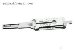 Wholesale Decoder Hu66 - Lishi HU66 2 In 1 lock pick and decoder for VW,Seat,Skoda,Audi,Porsche car