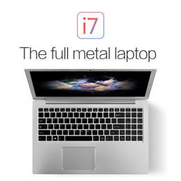 "2019 emmc flash 16G RAM 1 TB SSD 15.6 ""Ultrabook Licença OS Windows10 VOYO VBOOK Intel i7 6500U Dedicado Ultraslim Metal Laptop Backlit Teclado"