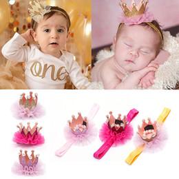 Wholesale Children S Hair Bands - Children 's Crown Hair Band Kids Girl Baby Toddler Cute Sequin Glitter Crown Headband Hair Clips Barrettes Fashion