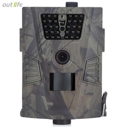 Wholesale hunt photos - Hunting Camera Outlife Hunting Trail Cameraes 940nm Wild Camera GPRS IP54 Night Vision for Animal Photo Traps Hunting Camera