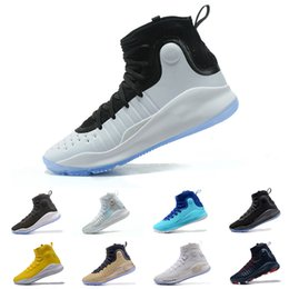 Wholesale Popular Culture - Popular Stephen Curry 4 men basketball shoes Gold Championship MVP Finals Sports Sneakers trainers outdoor designer shoes US 7-12