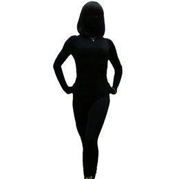 Argentina Rebajas Negro / Rojo / Azul / Verde Unicolor Lycra Spandex Traje de Halloween Unisex Gimnasia de cuerpo completo Leotardo Trajes de disfraces supplier zentai black blue Suministro