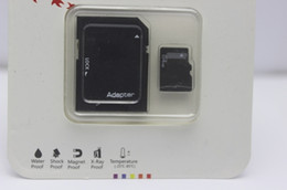 Wholesale Adata Micro - Hot dhl ADATA 16GB 32GB 64GB Class 10 Micro TF Memory Card with SD Adapter Retail Package