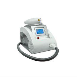 Argentina Q Switch YAG Laser Beauty Eyebrow Tattoo Fleck Máquina de eliminación de línea de labios Suministro