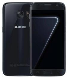 Celular sim único on-line-1 PCS Original remodelado desbloqueado samsung galaxy S7 G930A / T / P / V android quad código dual camera Único SIM 4 GB + 32 GB celulares recondicionados