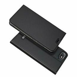 Для Xiaomi Redmi 6A Redmi 6 Pro флип чехол магнитный тонкий книга карты защитная оболочка бумажник кожаный чехол от Поставщики тонкая обложка книги