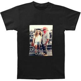 Canada Mon passé n'est pas joli mais ma femme est t-shirt Jay Z Beyonce Hov Blow Magna cheap jay z shirts Offre