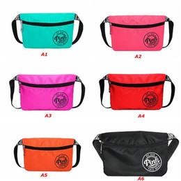 Wholesale Gift Secret - Handbags Bags Pink Beach Waist Bag Women Purses Secret Good quality Quality Travel Bags Best Gifts 6 styles DHL Free Shipping