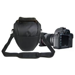 Taşınabilir SLR kamera sırt çantası mini kamera omuz çantası Nikon Canon Sony SLR Dijital kamera için Fotoğraf Kamera Çantaları nereden dizüstü bilgisayarlar için sabit diskler tedarikçiler
