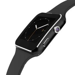 2019 firefox телефоны X6 смарт-часы с камерой сенсорный экран поддержка SIM-карты TF Bluetooth Smartwatch для I-OS Android телефон скидка firefox телефоны
