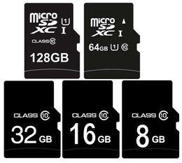 Wholesale 32gb Micro Sd Card Sdhc - Car DVR 8GB 16GB 32GB Micro SD Micro SDHC Class4 Flash TF lot Memory Card Free Shipping