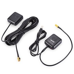 Antena de vehículo online-Cheyoule Antena GPS Navegador Amplificador Coche Señal Repetidor Receptor Transmisor Vehículo GPS Amplificador de Señal Amplificador